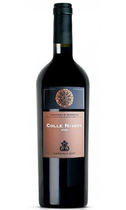 Cannonau colle nivera