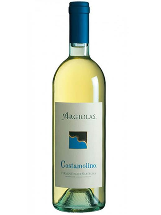 12 BOTTLES of Costamolino - Vermentino di Sardegna DOC  (75 cl)