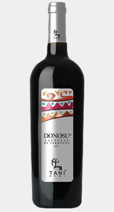 Donosu - Cannonau di Sardegna DOC Bottle 75 cl