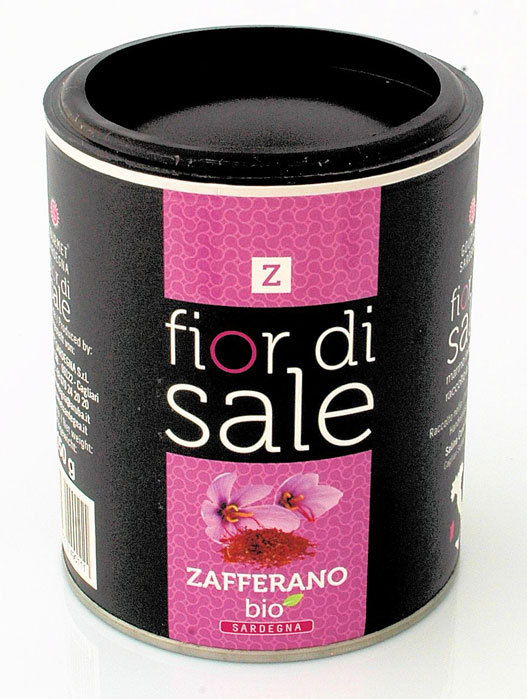 Fior di Sale zafferano