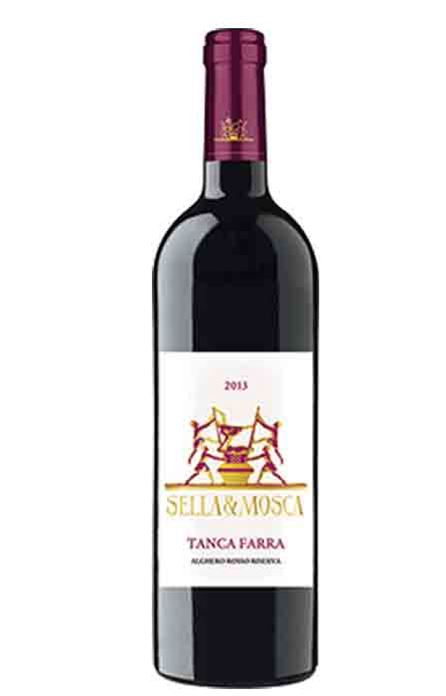 Tanca Farrà - Alghero DOC  2014 Bottle 75 cl