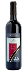 Tupei carignano red wine